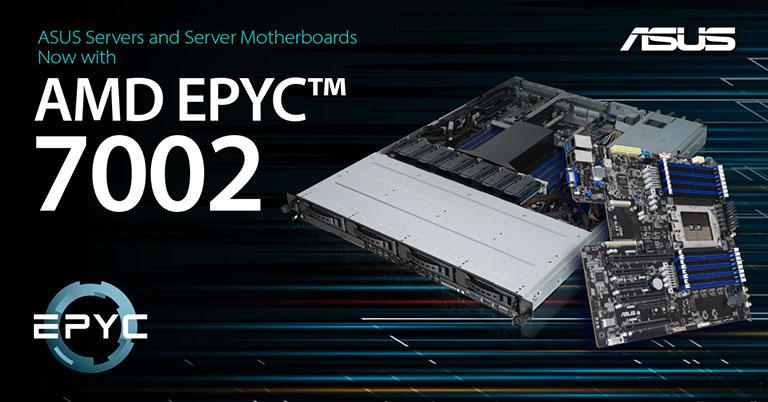 AMD EPYC 7002 Processor Systems