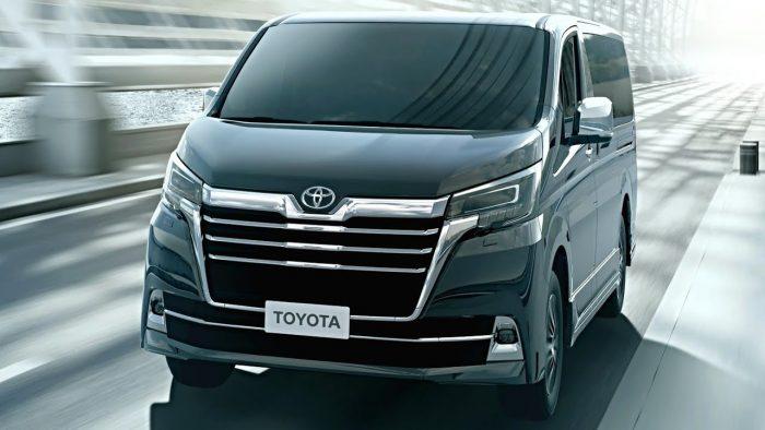 2019 Toyota Granvia