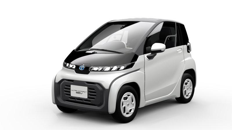 2019 Toyota BEV