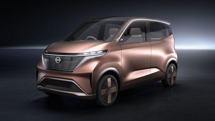 Nissan Unveils IMK