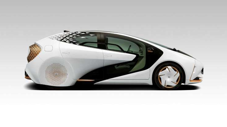 Toyota New LQ
