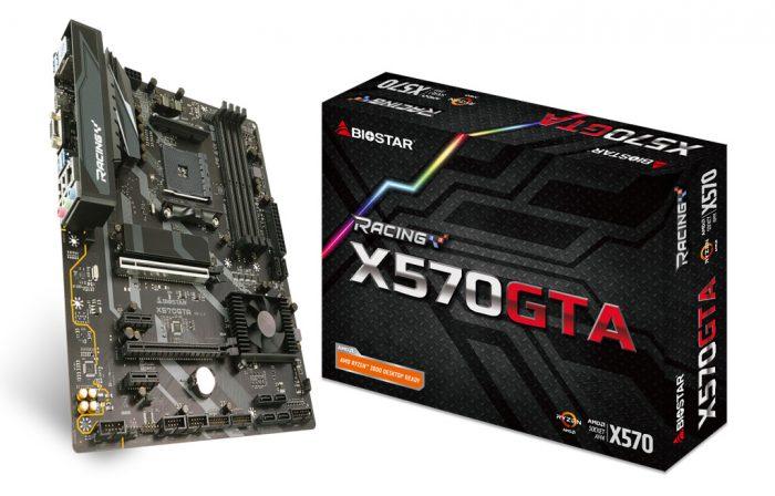 X570GTA Motherboard