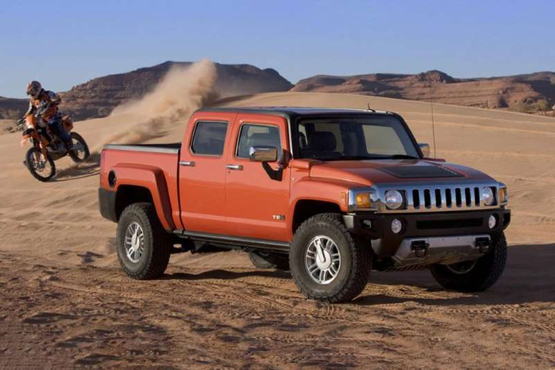 Hummer Electric Pickup Truck