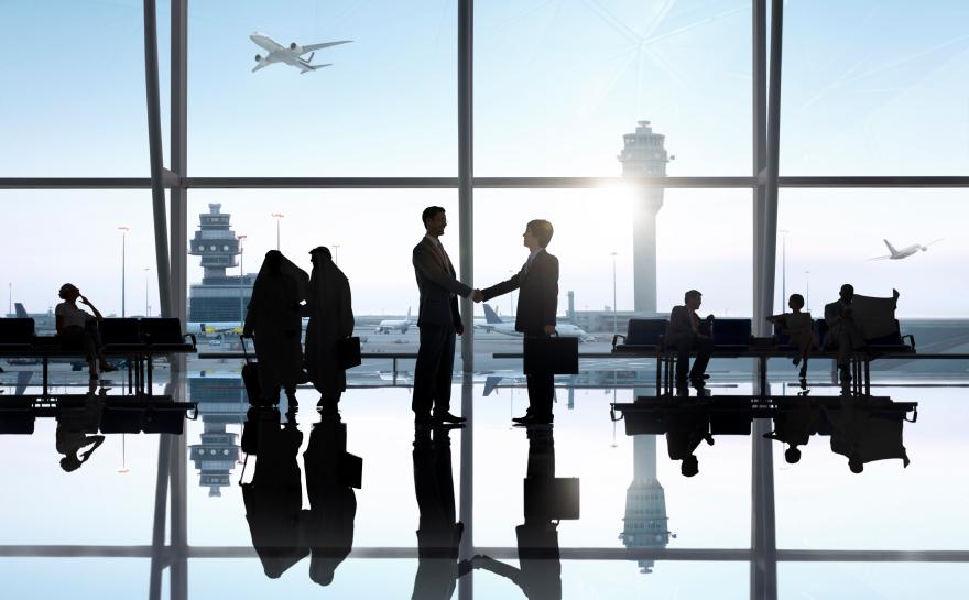 international business trip