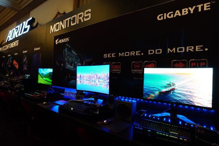 GIGABYTE 2020 Gaming Monitor