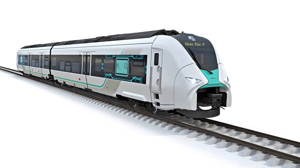 Hydrogen Systems For Trains