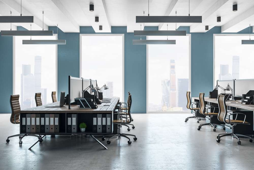 design your new office setting