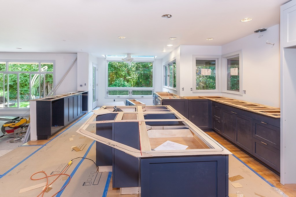 Renovating Homes after Moving