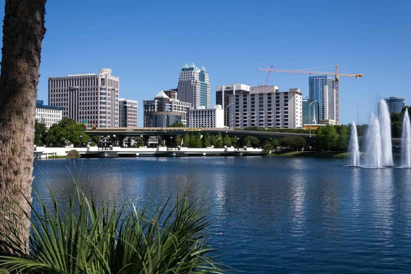 Move to Orlando